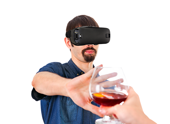 Dealing with addictions in Virtual Reality